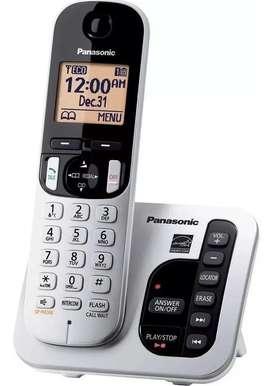 Telefono Inalambrico Digital Panasonic Con Contestador Blanc