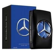 Perfume Mercedes Benz grande masculino nuevo en caja cerrada importado