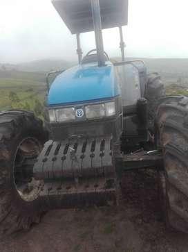 De oportunidad se vende un tractor agrícola