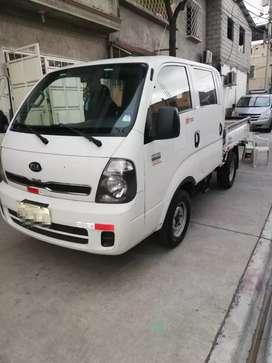 Vendo camión doble cabina  kia k2700