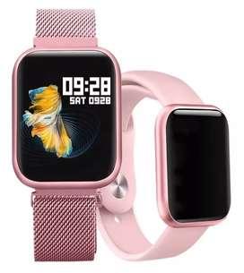 reloj inteligente smart watch para iPhone Samsung Xiaomi apple