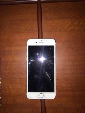 Vendo iPhone 6s 64 GB gold rose