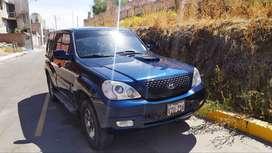 Vendo Camioneta HYUNDAI Terracan 2005 Diesel turbo