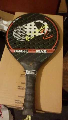 Paleta de paddle de los años 90 marca Dabber max