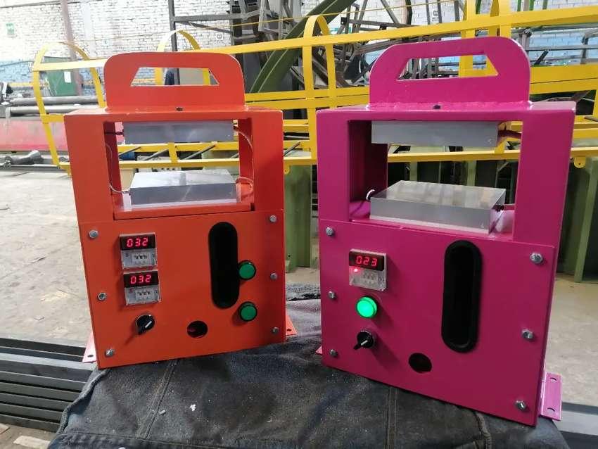 Mini prensas de extracción 0