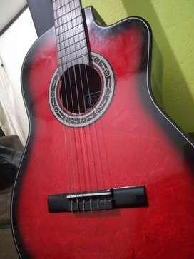 Guitarra Acustica Cali