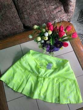 Pollera Short Nike Original Talle M