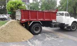 Camion con Arena Viajes Completos