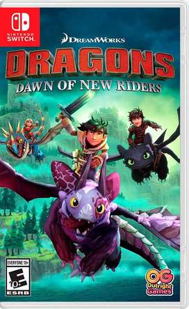 DRAGONS DAWN OF NEW RIDERS Nintendo Switch