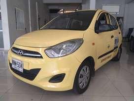 Taxi Hyundai I10 mod. 2016 disponible