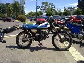 Kawasaki KE 100.