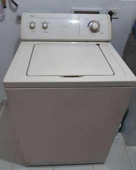 lavadora whirlpool americana