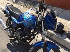 Vendo moto discover 100 barata