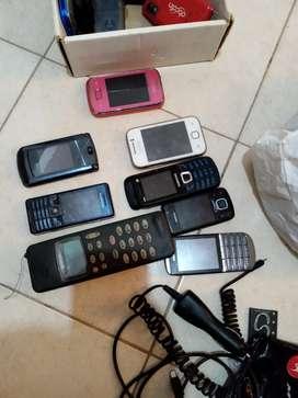 Vendo varios teléfonos