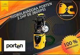HIDROLAVADORA DE ALTA PRESIÓN 2.1 HP 2600 MODELO PHI0260