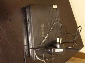 Modem Router D-Link DSL2640B