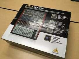 Consola Mixe Behringer Xenyx Ufx1604 Usb
