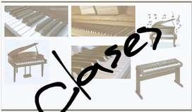 CLASES DE ORGANETA PIANO EN SANTA LUCIA SUR
