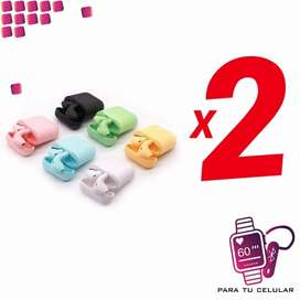 Audífonos toucho de colores