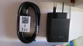 Cargador Sony Tipo -c