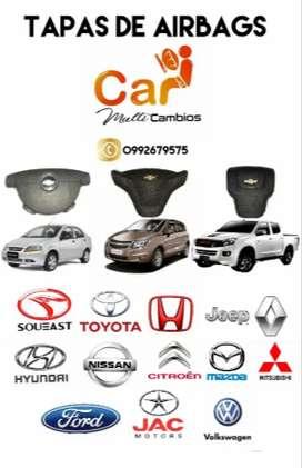 Tapas Nuevas de Airbag Varios Modelos Cubiertas Airbags. Envios a nivel nacional y a domicilio