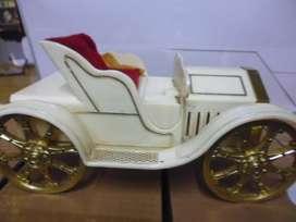 caja musical en forma de carro funciona