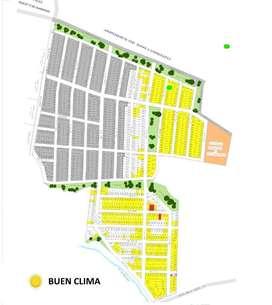 Vendo terreno de 250m2 aprox al lado de Jardines de San Lorenzo (Loteo Buen Clima)