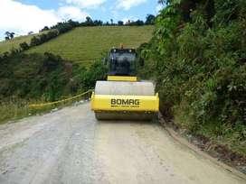 Vendo Rodillo 12 toneladas seminuevo