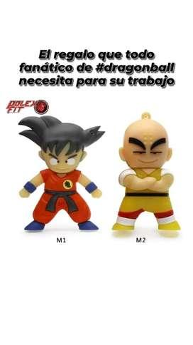 USB 32GB Goku y Krillin Navidad