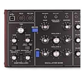 Sintetizador Behringer MODEL D Music Box Colombia Análogo secuenciador 3 VCOs