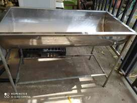 Artesa puro acero para panadería u otros