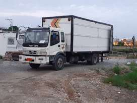 se vende camión de 10 toneladas matriculado 2020
