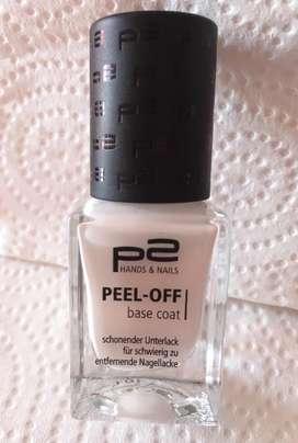 PeelOff Base Coat P/Uñas Importado