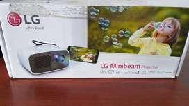 Mini Proyector - Marca: LG