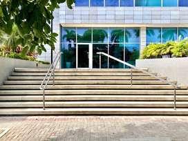 Espectacular apartamento amoblado en Ed. Blue Gardens Barranquilla / Alquiler por días o temporadas