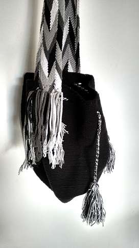 Producto Original Nuevo: Mochila Wayuu