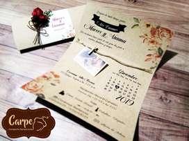 invitaciones, Matrimonio, Bodas, Quince años