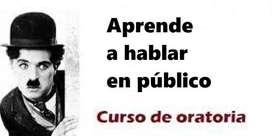 CLASES DE ORATORIA PERSONALIZADAS VIRTUAL