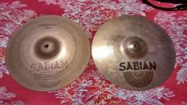 Hi Hat Sabian AA Regular Hats 14