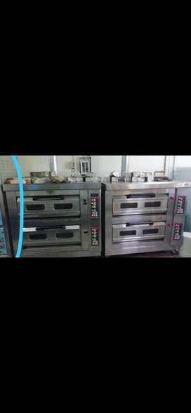 Horno de Panadería digitales