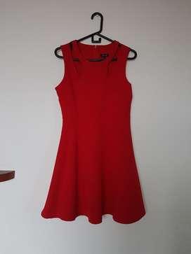 Vestido Ela Nuevo sin Etiqueta Talla 8