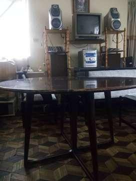 Mesa de comedor 6 personas