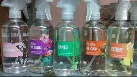 Perfumes y Perfumantes para el ambiente