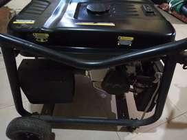 Generador electrógeno Gamma 7500 ve 15 HP 7000w
