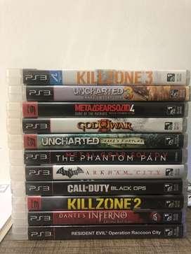 11 juegos de PSE3
