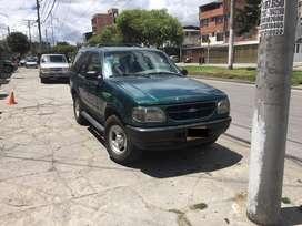 VENDO CAMBIO FORD EXPLORER 99