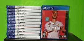 Juegos de PS4 nuevos sellados ORIGINALES ‼️ ENVÍOS a domicilio