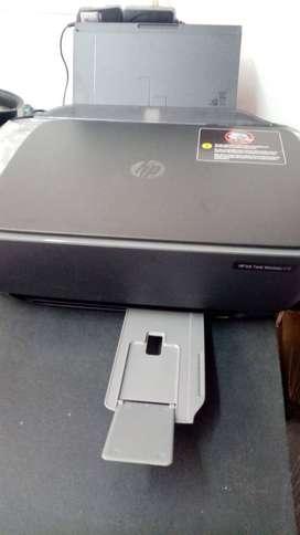 Venta impresora multifuncional hp wireless ink tank 410