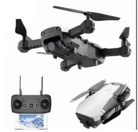Dron X12 plegable con Camara HD 720p Wifi hasta 100 mts de alcance
