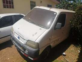 Vendo panel suzuki carriboy por piezas